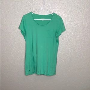 Lilly Pulitzer Green top